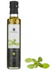 Olio extravergine d'oliva basilico La Chinata