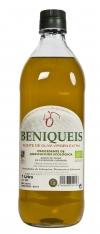 Olio extravergine d'oliva Beniqueis biologico Ribes-Oli