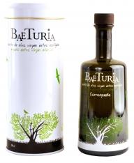 Olio extravergine d'oliva Carrasqueña biologico Baeturia + custodia