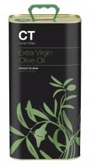 Olio extravergine d'oliva Coupage CT