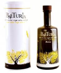 Olio extravergine d'oliva Morisca biologico Baeturia + custodia