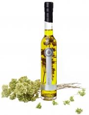 Olio extravergine d'oliva origano La Chinata
