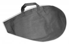 Borsa porta prosciutto Steelblade colore nero