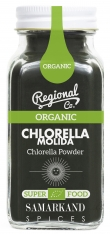 Clorella in Polvere Biologica Samarkand