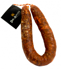 Salsiccia Luganiga (Sarta) Extra Iberica Naturale Ghianda, Qualità Superiore Don Agustín