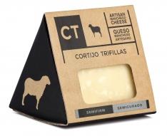 Pezzo di formaggio Manchego Semistagionato CT