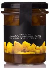 Cubetti di mango caramellati La Chinata