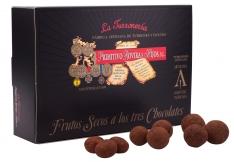 Frutta Secca ai Tre Cioccolati Turrones Primitivo