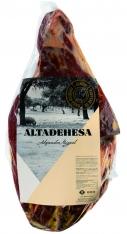 Prosciutto Pata Negra iberico 100% puro di ghianda disossato Altadehesa
