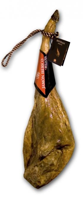 Prosciutto Pata Negra ibérico di ghianda certificato Revisan