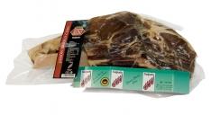 Prosciutto Pata Negra ibérico di mangime di campagna Guijuelo Revisan disossato e pulito