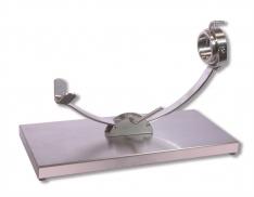 Porta prosciutto Slitta di Scorrimento Inossidabile morsa girevole Steelblade