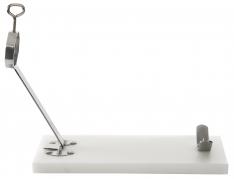 Porta prosciutto Pieghevole base in polietilene Steelblade