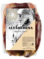 Prosciutto Pata Negra ibérico (Spalla) di mangime di campagna disossato Altadehesa
