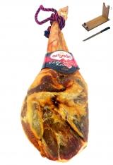 Prosciutto Serrano (Spalla) riserva duroc Artysán semidisossato + porta prosciutto + coltello