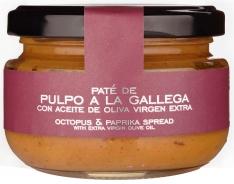 Patè di polipo alla galiziana La Chinata