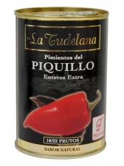 Peperoni del piquillo La Tudelana
