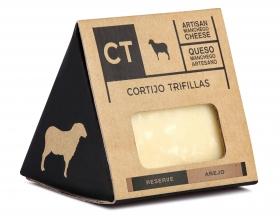 Pezzo di formaggio Manchego Riserva CT