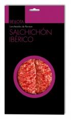 Salame iberico di ghianda Revisan Ibéricos affettato