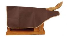 Copri prosciutto Steelblade colore marrone