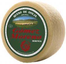 Formaggio artigianale semistagionato medio Gómez Moreno