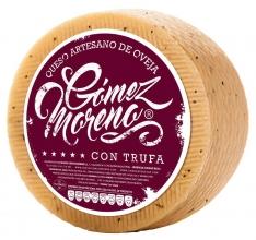 Formaggio di pecora al tartufo grande Gómez Moreno