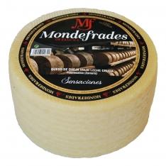 Formaggio di pecora stagionato Sensaciones di Zamora Mondefrades