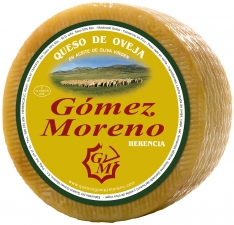 Formaggio in olio d'oliva medio Gómez Moreno