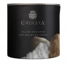 Sale Marino in scaglie boletus La Chinata