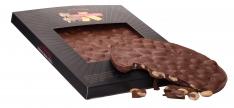 Torta di Cioccolato con Mandorle Turrones Primitivo