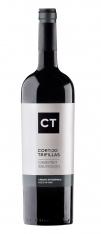 Vino rosso crianza Cabernet Sauvignon CT, 2011 D.O Castiglia