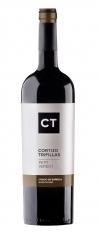 Vino rosso crianza Petit Verdot CT, 2011 D.O Castiglia