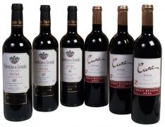 Vini D.O. Ca Rioja speciale Natale