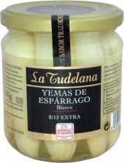 Punte di asparagi bianchi D.O. Navarra La Tudelana